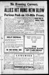 Evening Current, 08-01-1918 by Carlsbad Printing Co.
