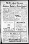 Evening Current, 08-03-1918 by Carlsbad Printing Co.