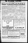 Evening Current, 08-10-1918 by Carlsbad Printing Co.