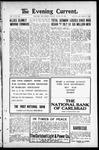 Evening Current, 08-16-1918 by Carlsbad Printing Co.