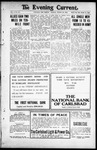 Evening Current, 08-19-1918 by Carlsbad Printing Co.