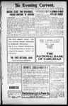 Evening Current, 08-21-1918 by Carlsbad Printing Co.