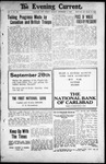 Evening Current, 09-02-1918 by Carlsbad Printing Co.