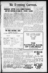 Evening Current, 09-14-1918 by Carlsbad Printing Co.