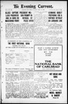 Evening Current, 09-17-1918 by Carlsbad Printing Co.