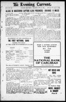 Evening Current, 09-18-1918 by Carlsbad Printing Co.