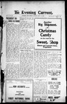 Evening Current, 12-14-1918 by Carlsbad Printing Co.