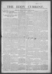 Eddy Current, 03-18-1899