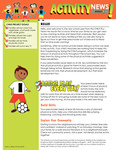 Physical Activity Newsletter English - Module 1 by UNM Prevention Research Center