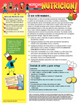 Nutrition Newsletter Spanish - Module 1 by UNM Prevention Research Center