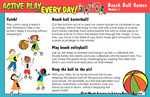 Physical Activity Take Home Kits English - Module 1 by UNM Prevention Research Center