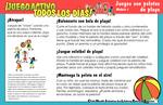 Physical Activity Take Home Kits Spanish - Module 1