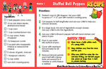 Nutrition Take Home Kits English - Module 1 by UNM Prevention Research Center