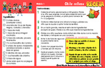 Nutrition Take Home Kits Spanish - Module 1 by UNM Prevention Research Center