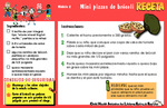 Nutrition Take Home Kits Spanish - Module 2 by UNM Prevention Research Center