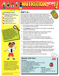 Nutrition Newsletter English - Module 3 by UNM Prevention Research Center