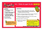 Nutrition Take Home Kits Spanish - Module 3 by UNM Prevention Research Center