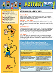 Physical Activity Newsletter English - Module 4