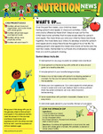 Nutrition Newsletter English - Module 4 by UNM Prevention Research Center