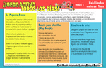 Physical Activity Take Home Kit Spanish - Module 4 by UNM Prevention Research Center