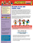 Physical Activity Newsletter English - Module 5