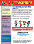 Physical Activity Newsletter Spanish - Module 5 by UNM Prevention Research Center
