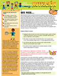 Nutrition Newsletter Spanish - Module 5