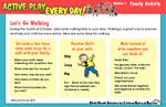 Physical Activity Take Home Kit English - Module 5 by UNM Prevention Research Center