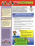 Physical Activity Newsletter Spanish - Module 6 by UNM Prevention Research Center