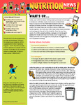 Nutrition Newsletter English - Module 6 by UNM Prevention Research Center