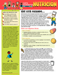 Nutrition Newsletter Spanish - Module 6 by UNM Prevention Research Center