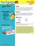 Nutrition Curriculum Module 6 Orange by UNM Prevention Research Center