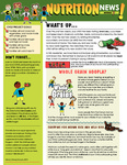 Nutrition Newsletter English - Module 7 by UNM Prevention Research Center
