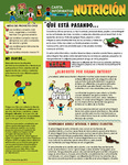 Nutrition Newsletter Spanish - Module 7