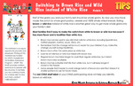 Nutrition Take Home Kits English - Module 7 by UNM Prevention Research Center