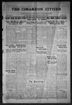 Cimarron Citizen, 03-04-1908 by Geo. E. Remley