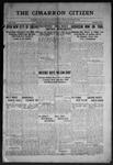 Cimarron Citizen, 03-11-1908 by Geo. E. Remley