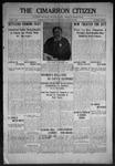 Cimarron Citizen, 03-18-1908 by Geo. E. Remley