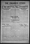 Cimarron Citizen, 03-25-1908 by Geo. E. Remley