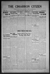 Cimarron Citizen, 04-01-1908 by Geo. E. Remley