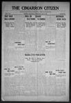 Cimarron Citizen, 04-08-1908 by Geo. E. Remley
