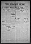 Cimarron Citizen, 04-15-1908 by Geo. E. Remley