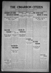 Cimarron Citizen, 05-06-1908 by Geo. E. Remley