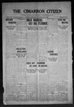 Cimarron Citizen, 05-20-1908 by Geo. E. Remley