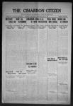 Cimarron Citizen, 05-27-1908 by Geo. E. Remley