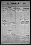 Cimarron Citizen, 06-10-1908 by Geo. E. Remley