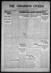 Cimarron Citizen, 07-08-1908 by Geo. E. Remley