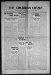 Cimarron Citizen, 07-15-1908 by Geo. E. Remley