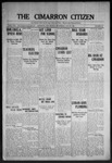 Cimarron Citizen, 07-22-1908 by Geo. E. Remley