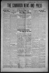 The Cimarron News and Press, 05-02-1907 by Cimarron Publishing Company